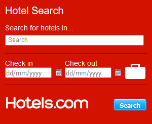 Hotel Search