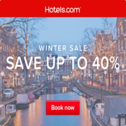 Hotels Winter Sale